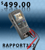 Rapport 337 CCTV Tester